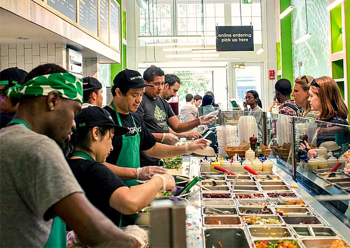 Sweetgreen is opening an East Village/NoHo location on Astor Place (salad war!)