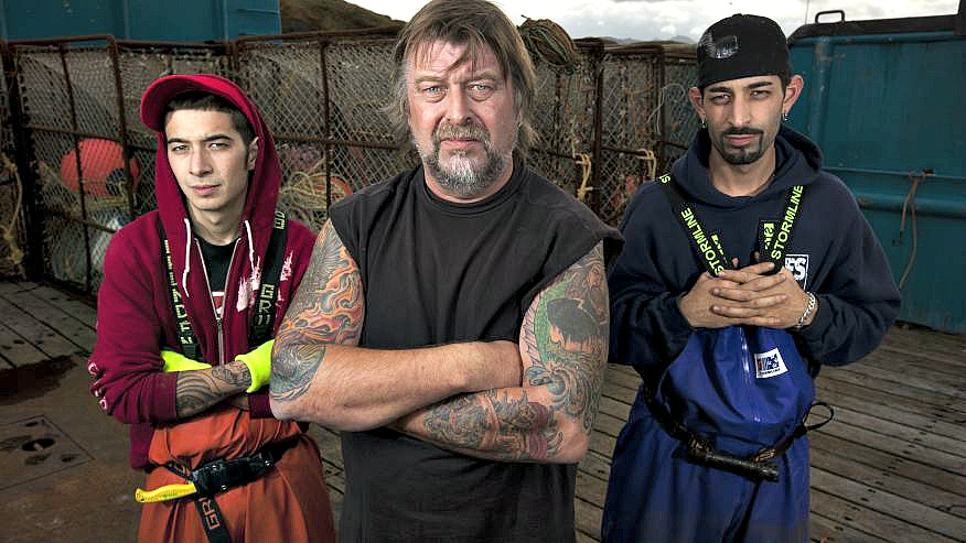 """Is the """"Deadliest Catch's"""" Jake and Josh Harris part-Asian or Latino? If not, what is their race?"""