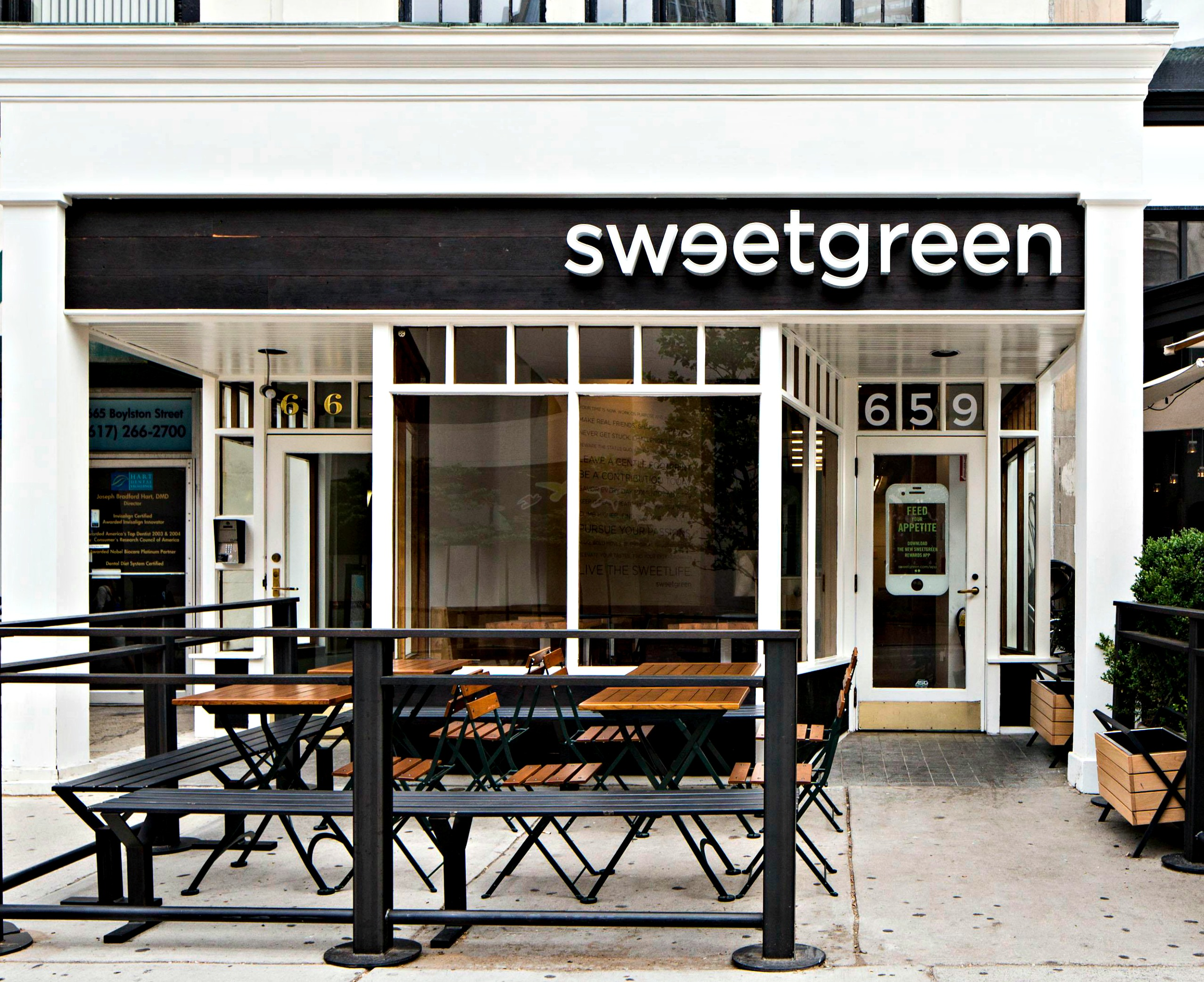 The 2016 sweetgreen promo code that'll get you $3 off