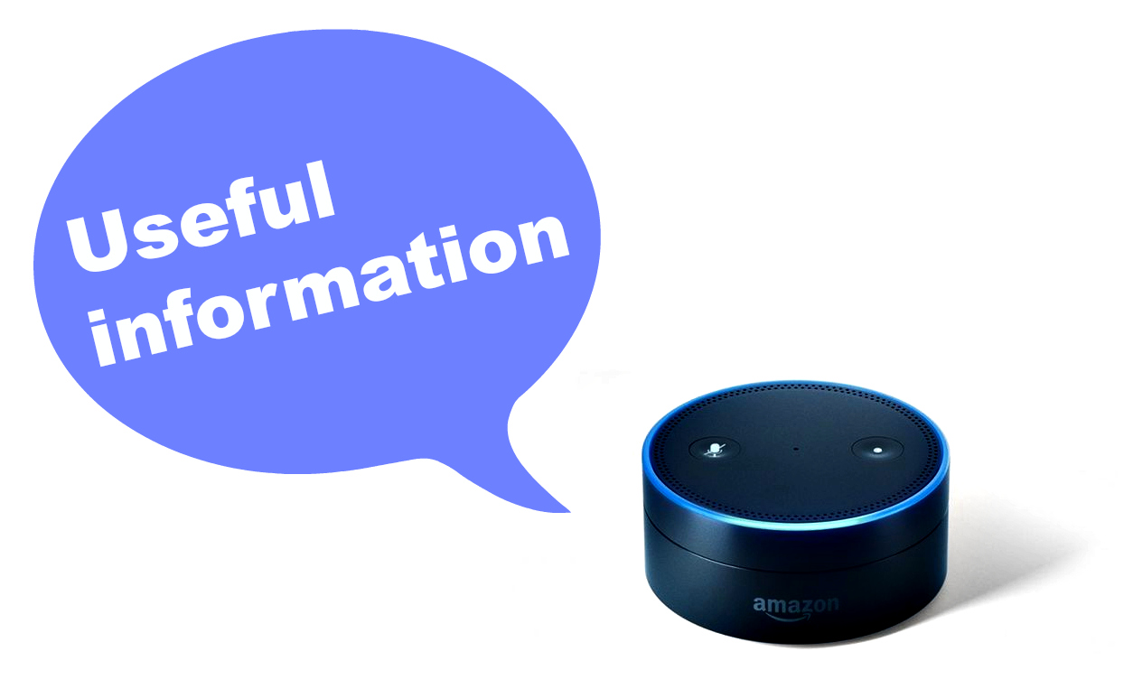 List of 52 Amazon Echo phrases and commands that moms can use (updated)