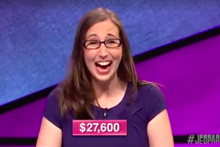 "Who is Lisa Schlitt? The ""delightful"" champ has multiple Jeopardy wins"