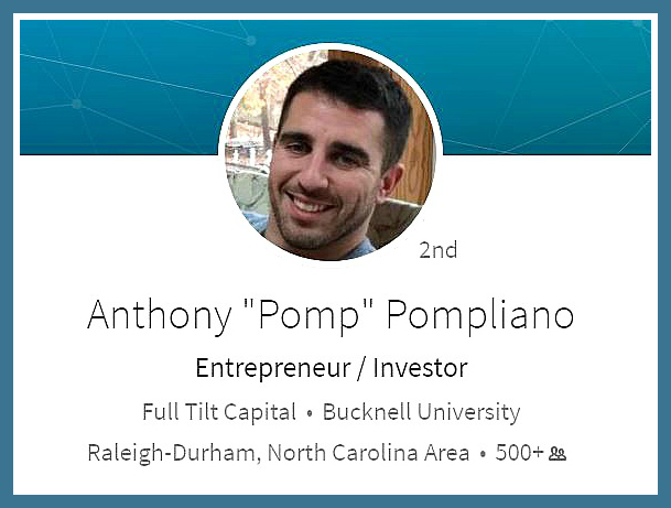 Who is Anthony Pompliano? 10 fast facts about 'disgruntled' former Snapchat employee