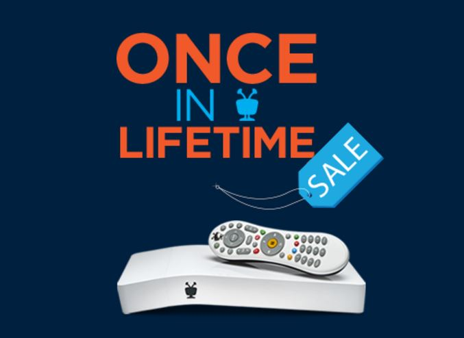 TiVo offers $99 Product Lifetime Service transfer with BOLT purchase