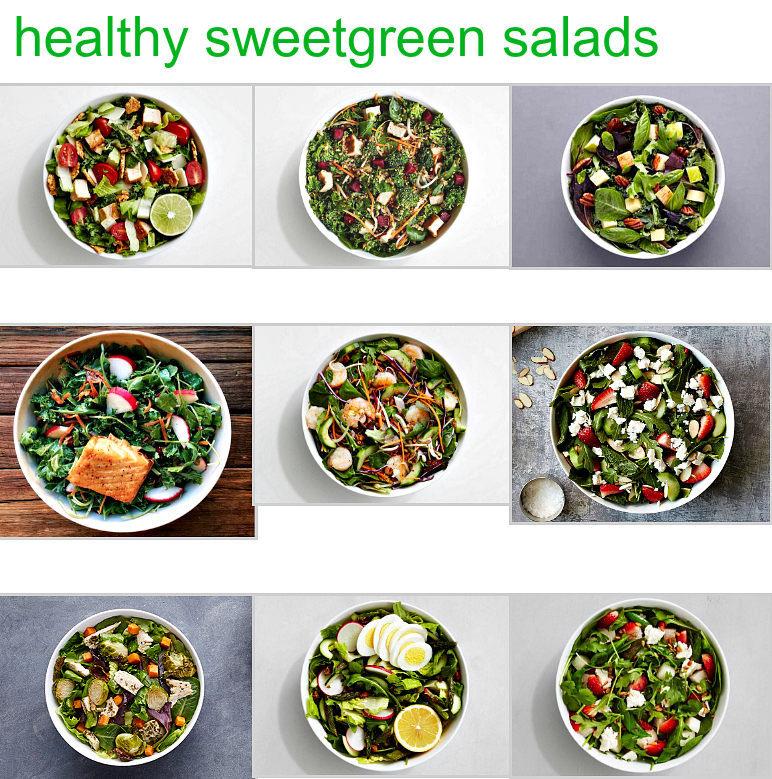 The 11 healthiest sweetgreen salads by calories (part 2)
