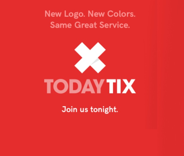 TodayTix redesigns logo, refreshes app and launches new advanced tickets feature