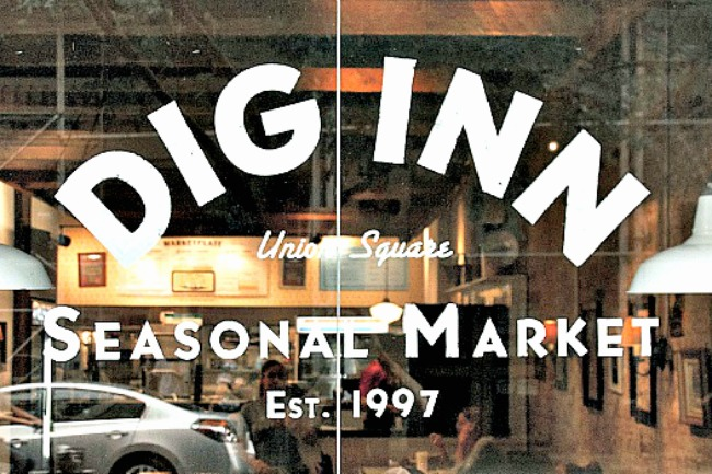 Here's a Dig Inn promo code for $5 off your next meal