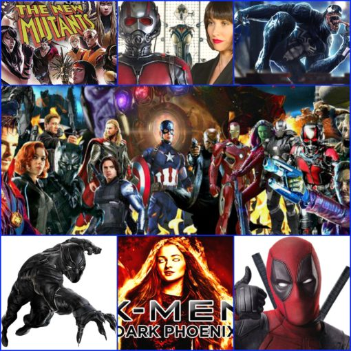 Fanboy's Wet Dream: EIGHT Marvel Movies to be Released in 2018!
