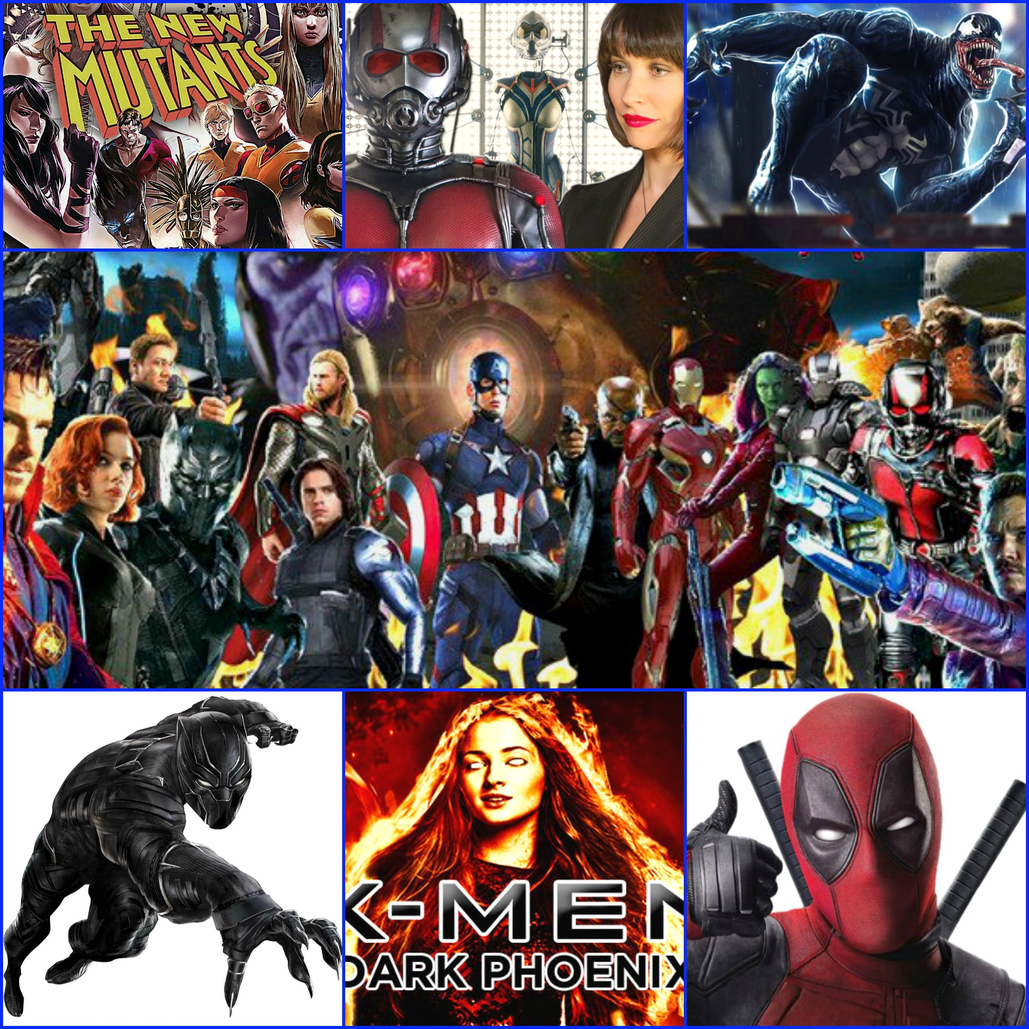 2018 Marvel Releases: Next year's movie releases are a Marvel fanboy's ultimate wet dream