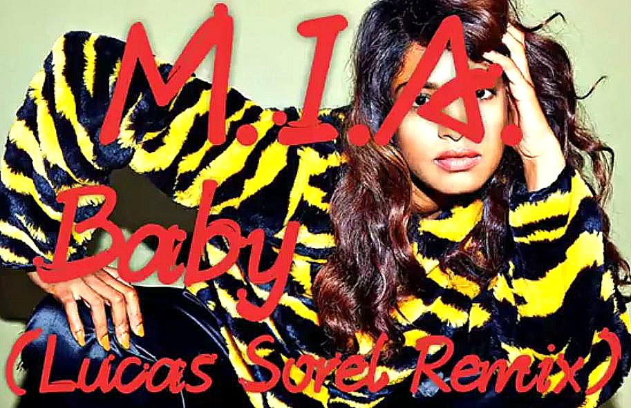 "M.I.A. releases ""blocked"" song, Jaloo remix of 'Bad Girls' on YouTube"