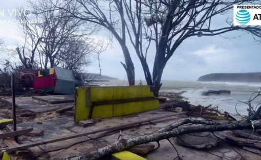 hurricane maria damages vieques puerto rico