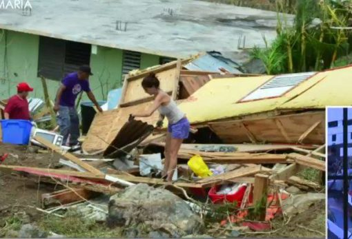 Hurricane Maria photos of storm's damage to Puerto Rico islands