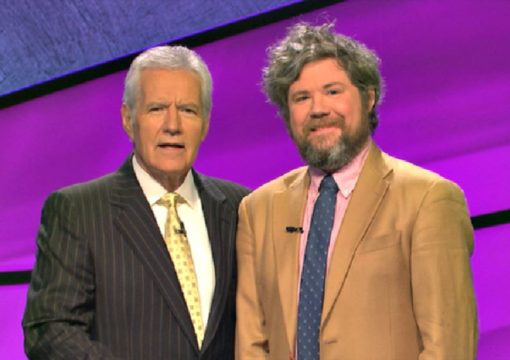 Jeopardy's All-Time Winners: Austin Rogers, the New York