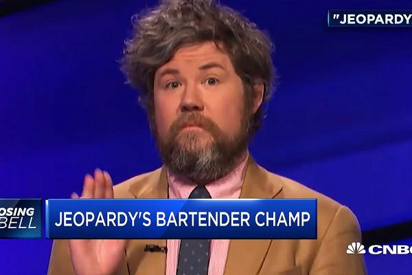 Jeopardy! Records: Austin Rogers' record run for Jeopardy wins and most money