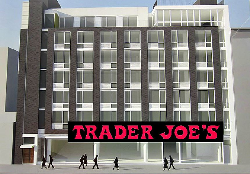 When (and where) is the new Trader Joe's opening in the East Village?