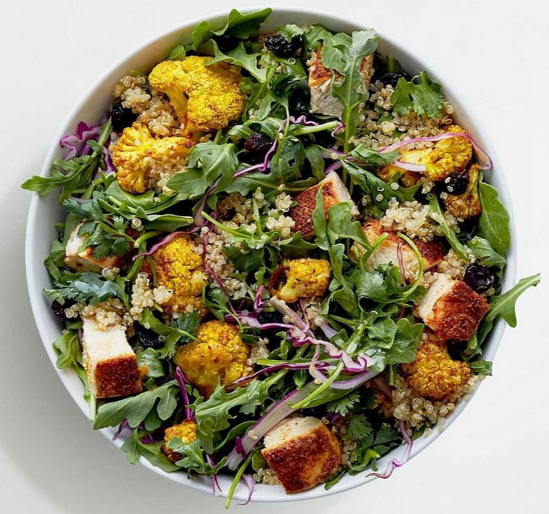 Sweetgreen launches 2017 fall menu with Curry Cauliflower, Fish Taco bowls