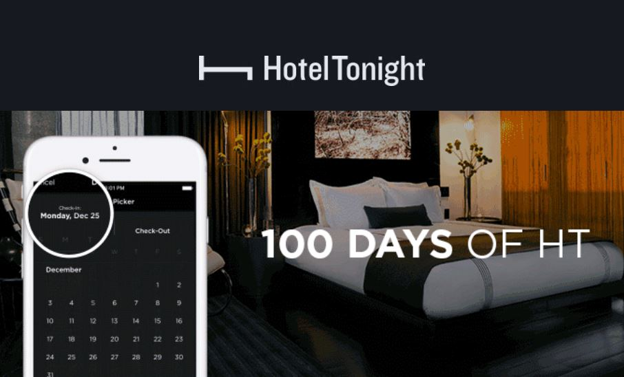 HotelTonight expands to 100-day reservation window for discounted hotel rooms