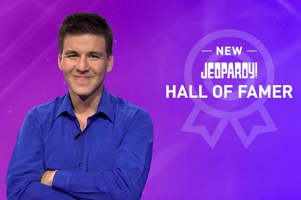 James Holzhauer winning Jeopardy