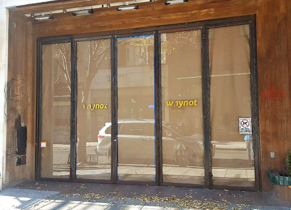 Lower East Side's Whynot Coffee closes in favor of famed pizza joint