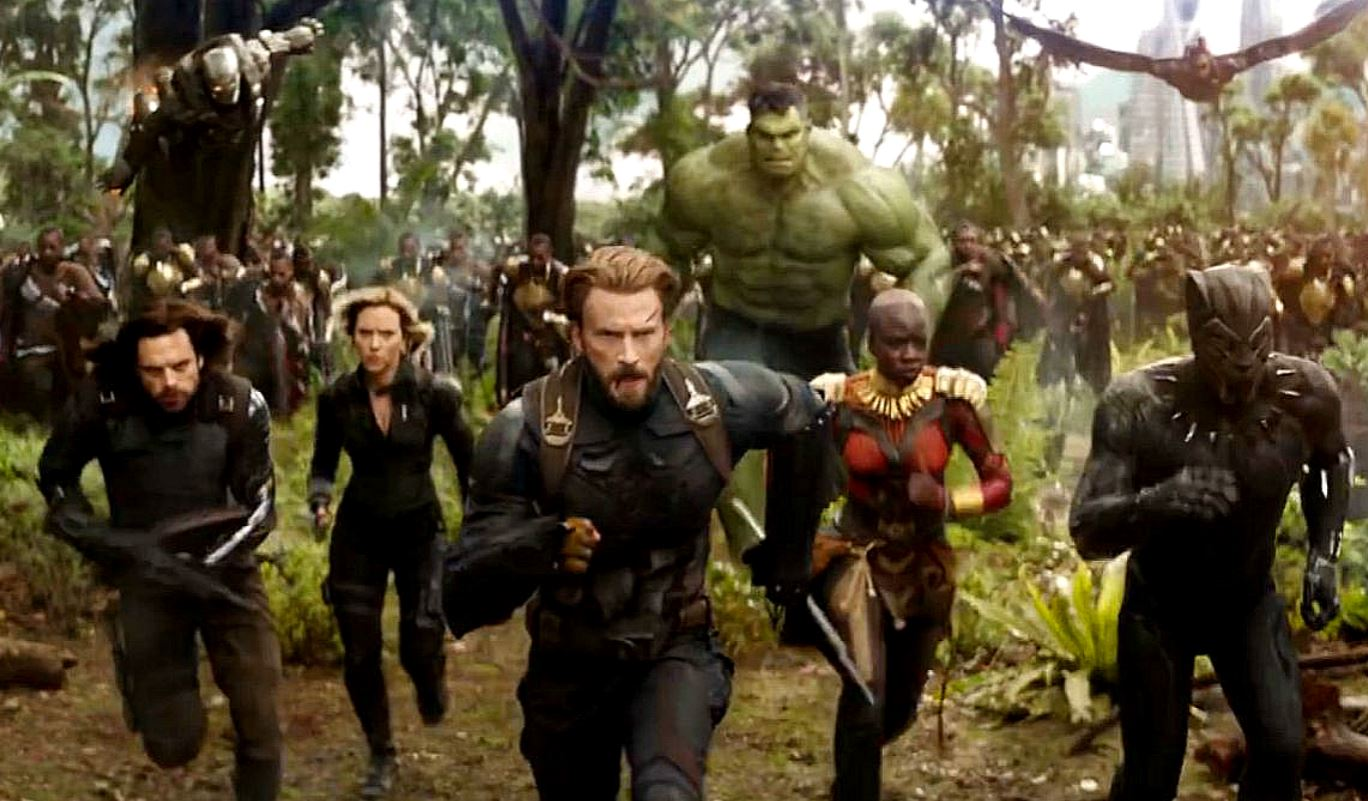 The 3 epic Avengers Assemble GIFs from Avengers, Age of Ultron & Infinify War you need