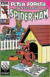 Spider Ham Peter Porker #10