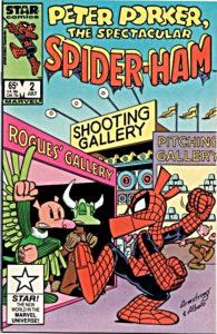 Spider Ham Peter Porker #2