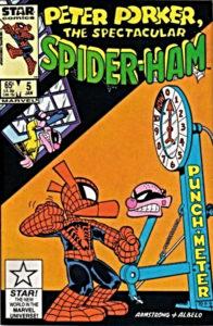 Spider Ham Peter Porker #5
