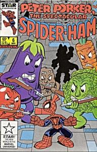 Spider Ham Peter Porker #6