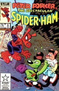 Spider Ham Peter Porker #9