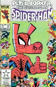 Spider Ham Peter Porker #12
