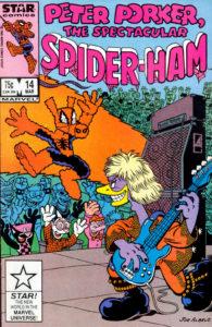 Spider Ham Peter Porker #14