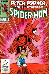 Spider Ham Peter Porker #15