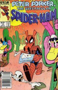 Spider Ham Peter Porker #3