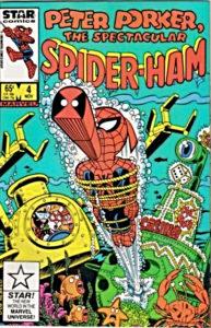 Spider Ham Peter Porker #4