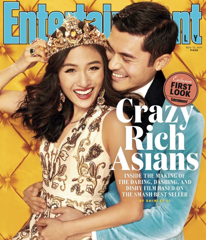 My love/hate relationship with 'Crazy Rich Asians'