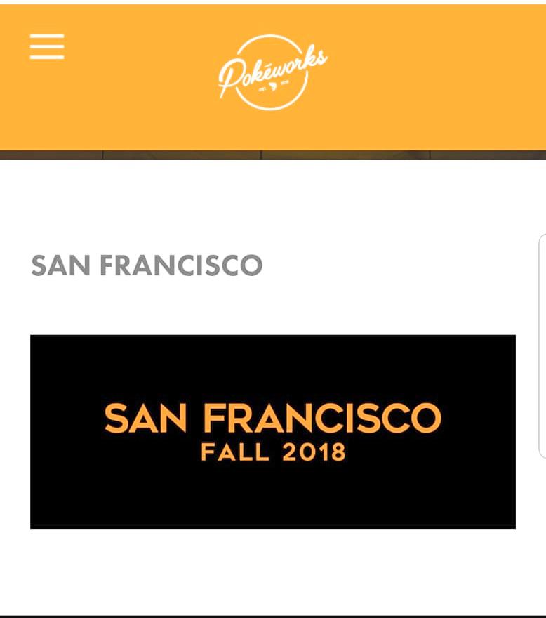 Pokeworks planning San Francisco location for 2018