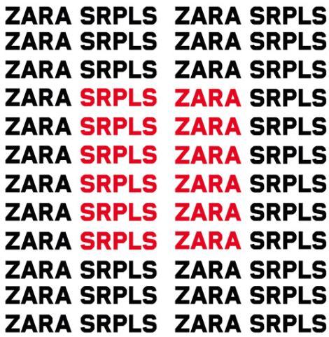 What is ZARA SRPLS?