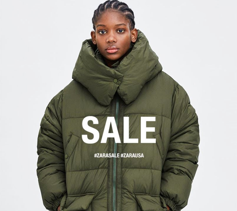 Confirmed: ZARA's Christmas sale starts on December 26th in all stores (2018)