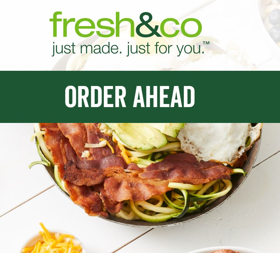 Save $3 off at 'Fresh & Co.' with this promo code that doesn't expire