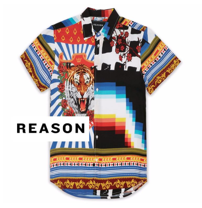 Stack this 10% promo code at Reason Clothing  (2019)