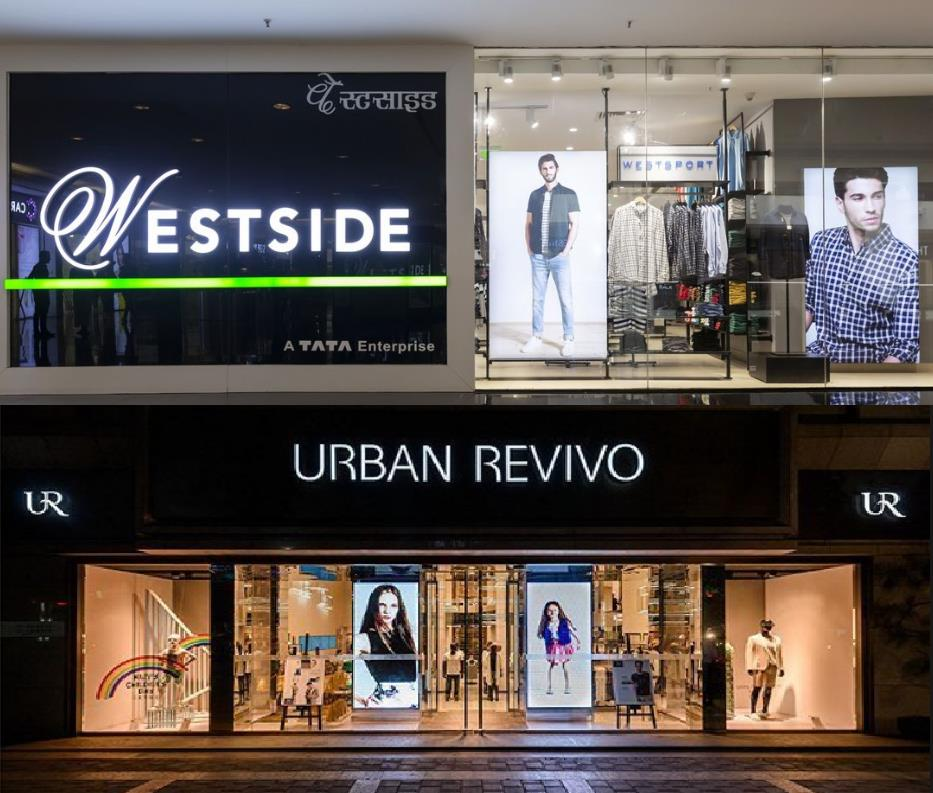 Fast Fashions in Asia: Westside and Urban Revivo are the Zaras of India and China