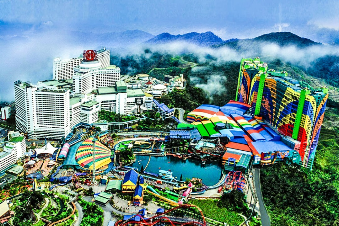 The 5 Best Luxury Casino Resorts in Asia, China, Malaysia, Korea and Singapore