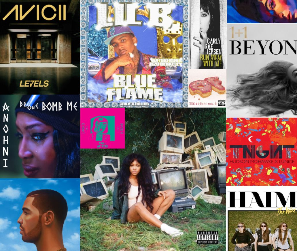 Here's the full list of Pitchfork's top 200 songs of the 2010s