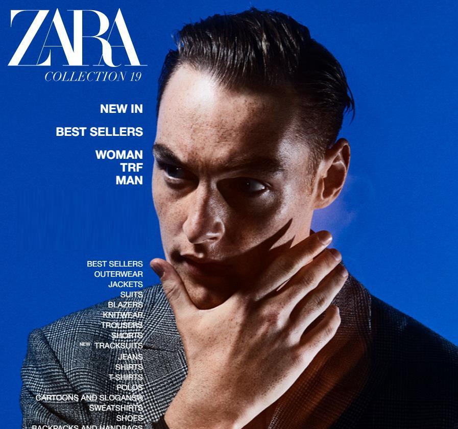 When is Zara's Fall & Winter sale in 2019?
