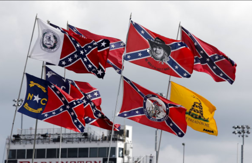 NASCAR bans Dixie flags; joins Mitt Romney, NFL on the right side of history