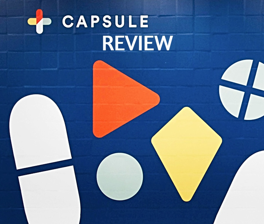 Capsule is friendly, efficient and deliver your prescriptions for free – what's not to like? My Capsule Pharmacy Review.