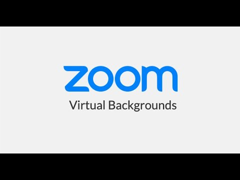 Can ZOOM attendees see movement or people when I have a virtual background?