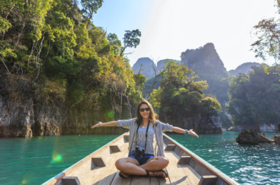 Here's 7 reasons why traveling will make you become a better writer